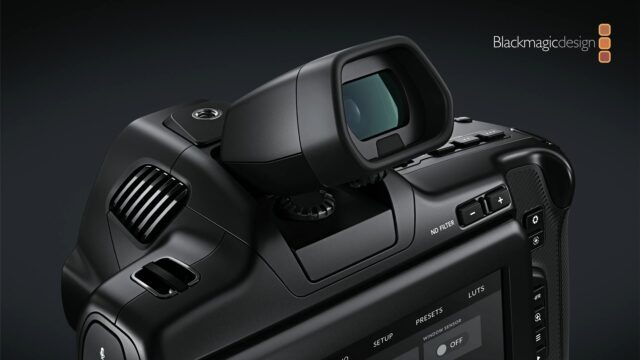 1613608381 340 Blackmagic Pocket Cinema Camera 6k Pro With Built In Nds
