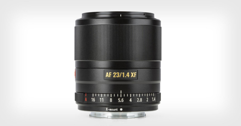 Review The Viltrox Af 23mm F14 For Fujifilm X Is
